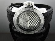 Men's Techno Master 0.15CT Diamond Watch 43mm TM-2128