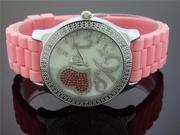 Ladies Techno Master 0.15CT Diamonds Watch TM-2138