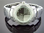 New Techno Master 12 Diamond Watch TM-2140 with SS Band