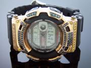 Men's Casio G Shock 4.00CT diamonds Watch G2900