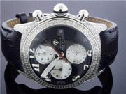 NEW LARGE Bubble Round Aqua Master 3.50CT W/ Diamonds