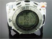Men Diamond Shock by King Master 12 Diamond sport White