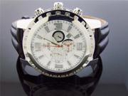New Aqua Master Round 50MM 24 Diamond Watch White