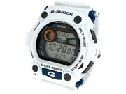 Casio G-Shock Rescue Quartz White Resin Watch