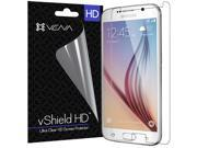 Vena vShield HD Ultra Clear High Definition Screen Protector for Samsung Galaxy S6 - 3-Pack 9SIA07R2M13529