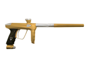 DLX Luxe 2.0 Paintball Gun - Gold/Dust White