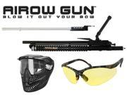 Airow Gun Only .68 Cal Paintball Deluxe Paintball & Pellet Package