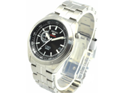 Seiko SSA065 Stainless Steel Case and Bracelet Automatic Black Dial Date Display