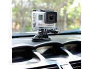 BIRUGEAR Suction Cup Mount for GoPro HERO 3+, HERO 3 / 2 /1 Camera