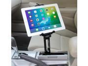 iKross 2-in-1 Tablet & Cellphone Adjustable Swing Long Arm Cup Mount Holder Car Kit For iPad Air 2/Air, iPad Mini 3/2/1, iPhone 6/6 Plus/5S, Samsung Galaxy Tab 9SIA07Y2DG5193