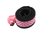 BIRUGEAR Pink Soft Neoprene Camera Strap made for Canon PowerShot SX50 HS, PowerShot G15, EOS 6D and most DSLR cameras / Nikon COOLPIX L330 / Sony