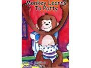 Monkey Learns to Potty Book