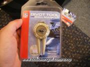 Carolina Panthers NFL Divot Tool & Magnetic Marker
