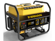 Firman Power Equipment P03601 Gas Powered 3650/4550 Watt (Whisper Series) Extended Run Time Portable Generator