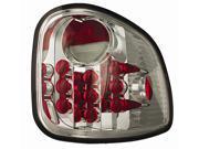 IPCW Tail Lamp LED LEDT-501FCS 97-03 Ford F150 / F250 LD Platinum Smoke