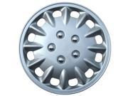 "Autosmart Hubcap Wheel Cover KT860-15S/L 15"" Set of 4"