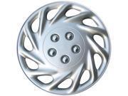 "Autosmart Hubcap Wheel Cover KT858-14S/L 14"" Set of 4"