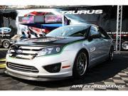 APR Carbon Fiber Front Airdam FA-203404 09-11 Ford  Fusion