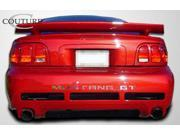 Couture 1994-1998 Ford Mustang Colt 2 Rear Bumper 102539