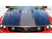 Carbon Creations 2005-2009 Ford Mustang Spyder3 Hood 104171