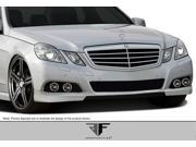 Aero Function 2010-2012 Mercedes Benz E Class W212 AF-1 Front Add-On Spoiler (PUR-RIM) 108087
