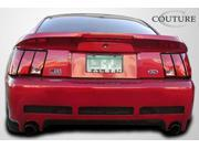 Couture 1999-2004 Ford Mustang Colt Rear Bumper 104405