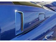 Couture 2005-2012 Ford Mustang CVX Window Scoops 104797