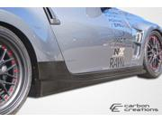 Carbon Creations 2009-2012 Nissan 370Z N-1 Side Skirts 105906