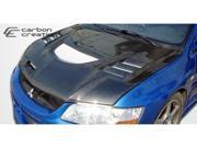 Carbon Creations 2003-2007 Mitsubishi Evolution 8 9 C-1 Hood 103203