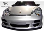 1999-2001 Porsche 996 C2 C4 and 1997-2004 Porsche Boxster Duraflex GT-2 Look Front Bumper 105109