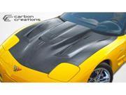 Carbon Creations 1997-2004 Chevrolet Corvette ZR Edition 2 Hood 106140