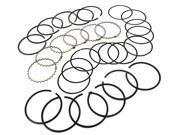 "Omix-ada Piston Ring Set (5.0L), .020"" Over, 1972-1981 Models 17430.29"