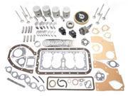 Omix-ada Engine Overhaul Kit (134 CI L-Head With Gear Driven Camshaft), 1945-1949 CJ2A, 1948-1953 CJ3A, 1950-1952 M38 17405.02