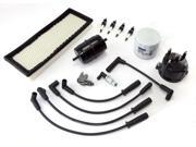 Omix-ada Ignition Tune Up Kit, 1991-1993 Wrangler (2.5L With EFI) 17256.13 9SIA6RV3SG9702