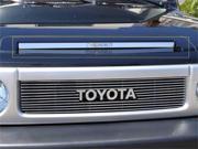 T-REX 2007-2012 Toyota FJ Cruiser Polished Stainless Steel 'Cruiser' Hood Scoop POLISHED 21933