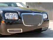 T-REX 2005-2010 Chrysler 300 (All) Upper Class Polished Stainless Mesh Grille POLISHED 54471