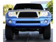 T-REX 2005-2010 Toyota Tacoma Side Vents - 2 Pc - All Black BLACK 51896