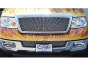 T-REX 2004-2008 Ford F150 2WD and All Lariat Models Billet Grille Overlay/Bolt On & Insert - VERTICAL (65 Bars) POLISHED 31553