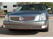 T-REX 2006-2011 Cadillac DTS Upper Class Polished Stainless Bumper Mesh Grille POLISHED 55188