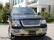 T-REX 2003-2006 Ford Expedition Upper Class Polished Stainless Bumper Mesh Grille POLISHED 55590