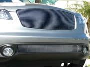 T-REX 2003-2008 Infiniti FX (Billet will fit 2006 Models) Billet Grille Insert (20 Bars) POLISHED 20792