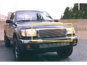 T-REX 1998-2000 Toyota Tacoma - 4WD/Pre-Runner Billet Grille Insert - 4WD/Pre-Runner (15 Bars) POLISHED 20881