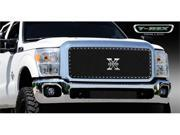 T-REX 2011-2012 Ford Super Duty X-METAL Series - Studded Main Grille - Black - 1 Pc BLACK 6715461