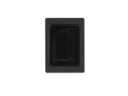 Pilot I-Touch Screen LED Dimmer Switch CZ-3059,Back with LED Purple Light
