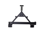 Rugged Ridge 11546.22 Spare Tire Carrier Mount