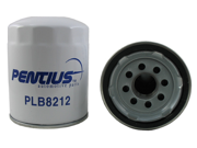 Pentius PLB8212 Red Premium Line Spin-On Oil Filter Acura 3.2TL/Legend/NSX('97~'04),Sterling 827