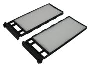Pentius PHB6108 UltraFLOW Cabin Air Filter Nissan Altima(98-01). Pathfinder(98-04), Infiniti G20/QX4(98-04) 9SIA08C0HR8618