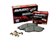 Dash4 Semi-Metallic Disc Brake Pad MD166