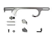 Top Street Performance Throttle Cable Bracket 4150/4160 JM3101C