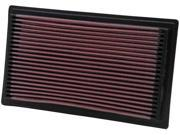 K&N Filters Air Filter 9SIA33D2RE2602